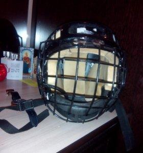 Шлем хоккеиста