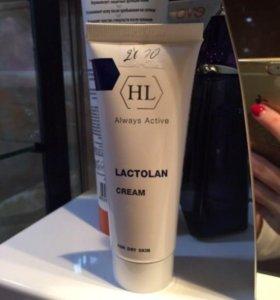 Holy Land Lactolan Cream крем для сухой кожи новый