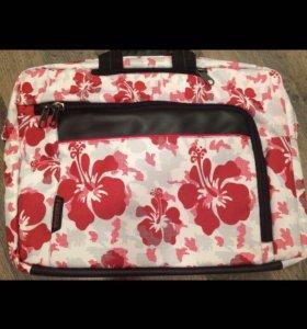 Продаю новую сумку портфель под ноутбук