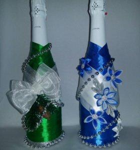 Бутылки на заказ