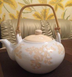 Керамический заварочный чайник
