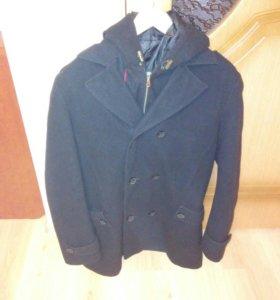 Б/у пальто мужское и куртка
