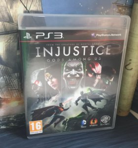 Injustice: Gods Among Us (Рус) PS3