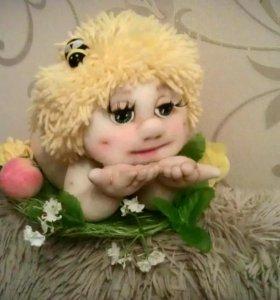 Кукла-мечтатель