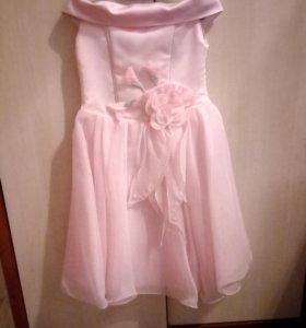 Платье для девочки от 4 до 8лет