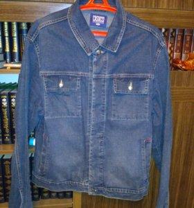 Джинсовая куртка Casucci