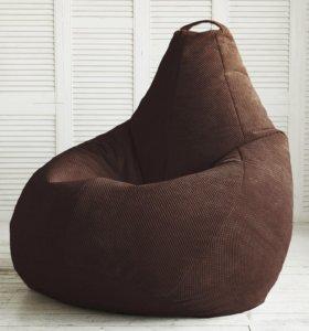 Кресло мешок из Велюта
