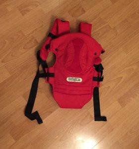 Детский рюкзак-переноска кенгуру для ребёнка