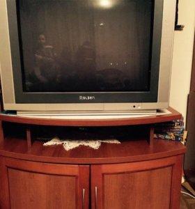 Тумба под телевизор !