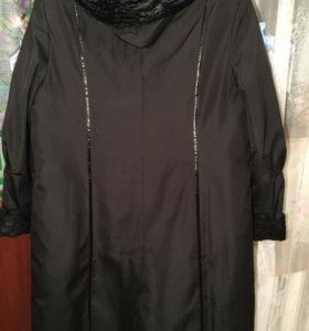 Зимнее пальто для дамы