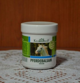 Бальзам Pferdebalsam Nature (расслабляющий) 100ml