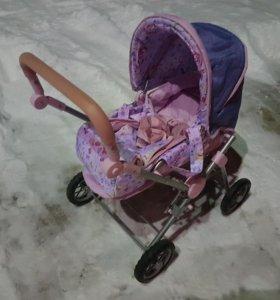 Коляска для кукол Baby Born