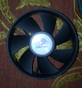 Куллер EVERFLOW F129025SU DC 12V 0.38 AMP