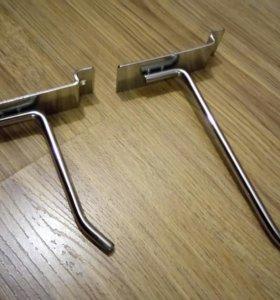 Крючки для эконом-панелей и перфораций
