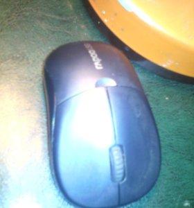 Мышь USB б/у