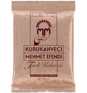 Кофе по-турецки MEHMET EFENDI 100 грамм