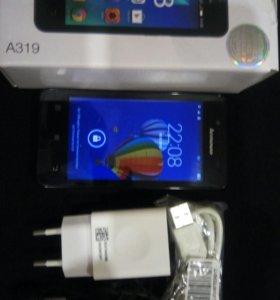 Телефон Lenovo А319