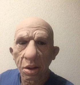 Реалистичная маска