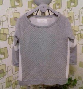 Свитшот, свитер, жилетка