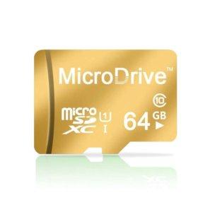 MicroDrive 64GB