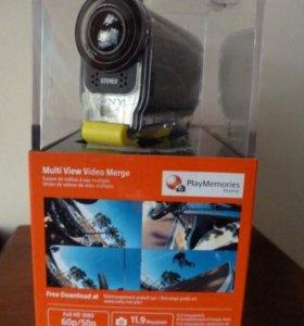 Экшн камера Sony HDR AS20