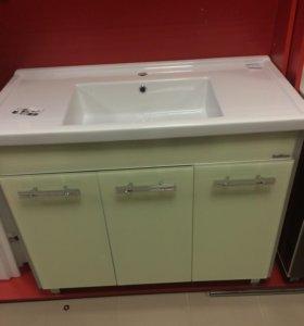 Мебель для ванной комнаты 100см