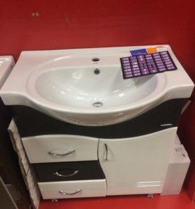 Мебель для ванной комнаты 75см