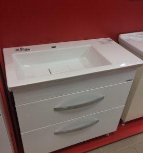 Мебель для ванной комнаты 80см