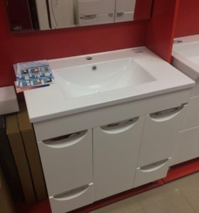 Мебель для ванной комнаты 75см Кристи
