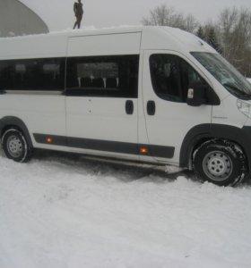 Микроавтобус пежо боксер2011