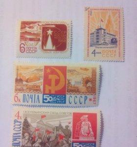 Продам большое количество марок.