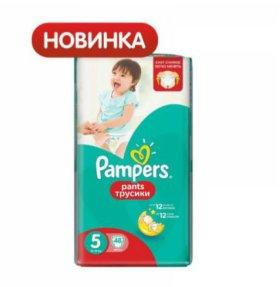 Трусики Pampers pants 3, 4, 5, 6