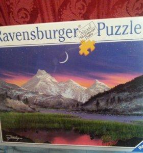 Паззл - Головоломка. Ravensburger Puzzle