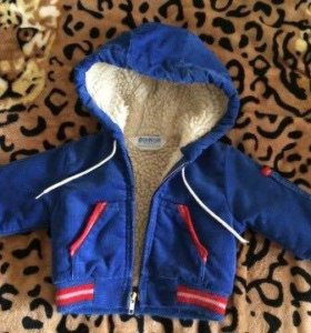 Куртка на мальчика или девочку на годик