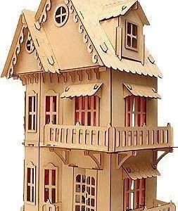 Кукольный дом, кукольный домик - конструктор!