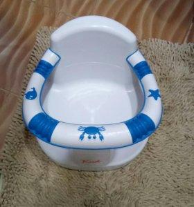 Стульчик для купания, отличный помощник при купани