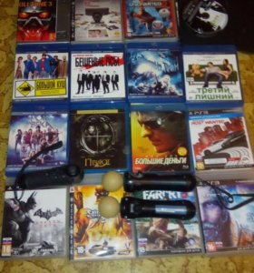 Обмен играми на PS3