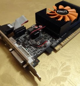 Видеокарта Palit GeForce GT 620 1024 Mb