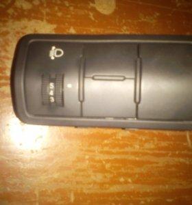 Кнопка корректора фар Hyundai Solaris