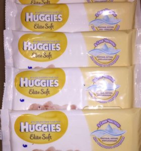 Huggies elite soft (16шт/уп)