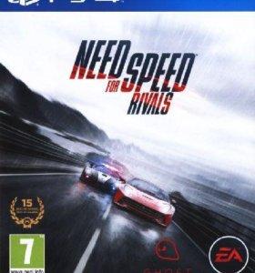PS4 NFS Rivals