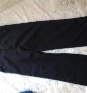Мужские теплые брюки
