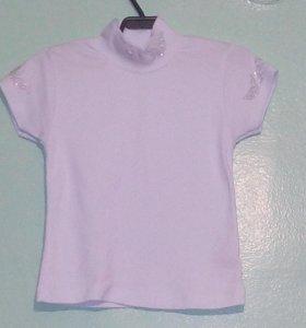 Рубашка из трико тажа, детская