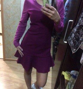 Хорошее платье!)