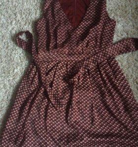 Платье новое красивый вырез )))