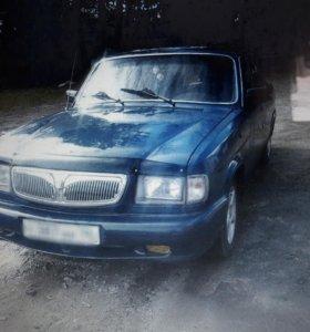 Газ 3110. Волга 1998г