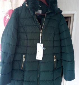 Куртка Visdeer 54 размер тинсулейт