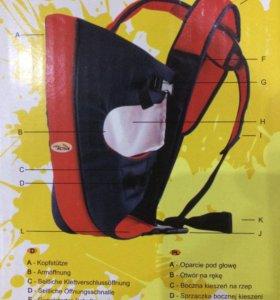 Кенгуру рюкзак (новый)
