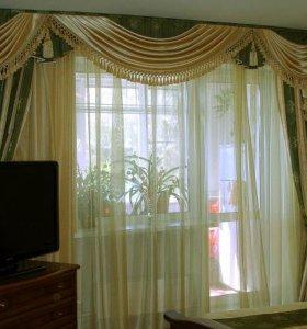Пошив штор и покрывал