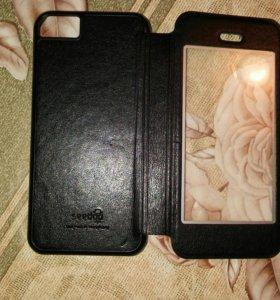 Книжка чехол для Iphone 5c
